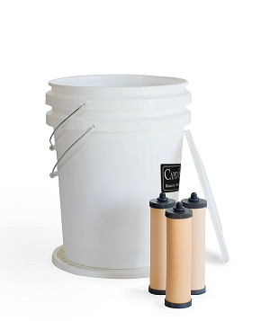 CampSafe Gravity  Filter System